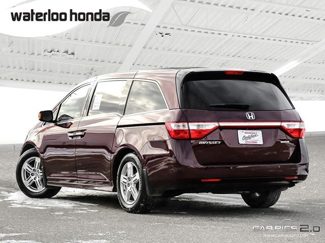 2012 honda odyssey touring back up camera navigation and. Black Bedroom Furniture Sets. Home Design Ideas