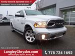 2016 Dodge RAM 1500 Longhorn ACCIDENT FREE w/ AIR-RIDE SUSPENSION & NAVIGATION in Surrey, British Columbia