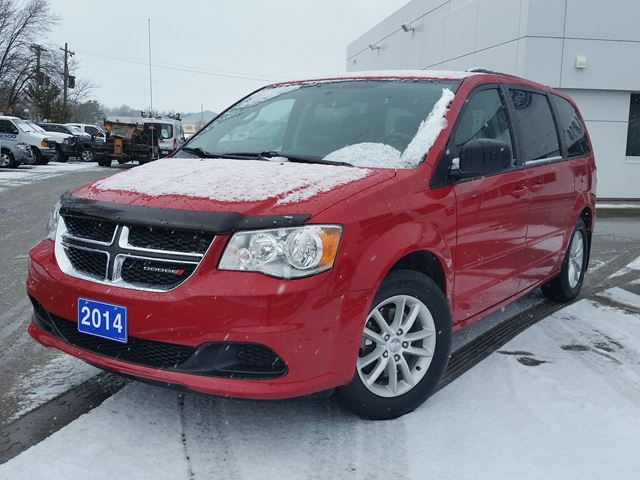 2014 dodge grand caravan sxt lindsay ontario used car for sale. Cars Review. Best American Auto & Cars Review