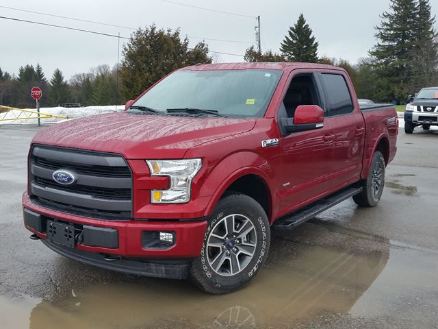 2017 ford f 150 lariat port perry ontario new car for sale 2689037. Black Bedroom Furniture Sets. Home Design Ideas