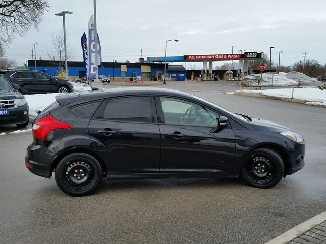 2014 ford focus se orillia ontario used car for sale. Black Bedroom Furniture Sets. Home Design Ideas