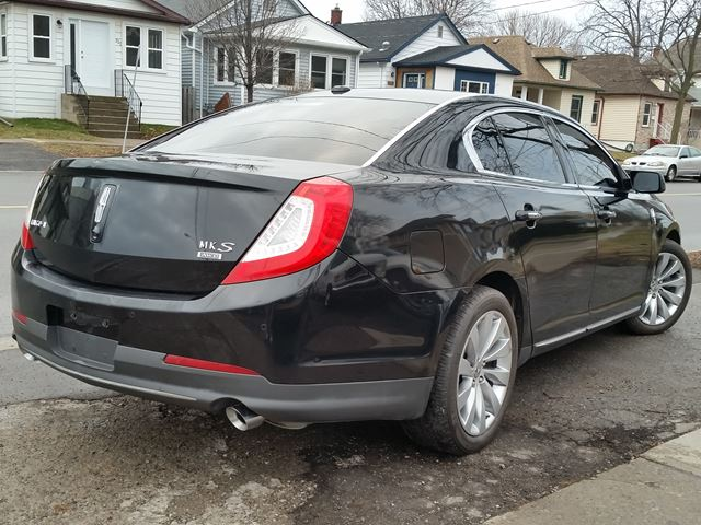 2014 lincoln mks awd st catharines ontario used car for sale 2690322. Black Bedroom Furniture Sets. Home Design Ideas