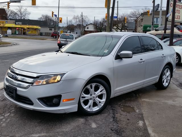2012 ford fusion se st catharines ontario used car for sale 2690326. Black Bedroom Furniture Sets. Home Design Ideas