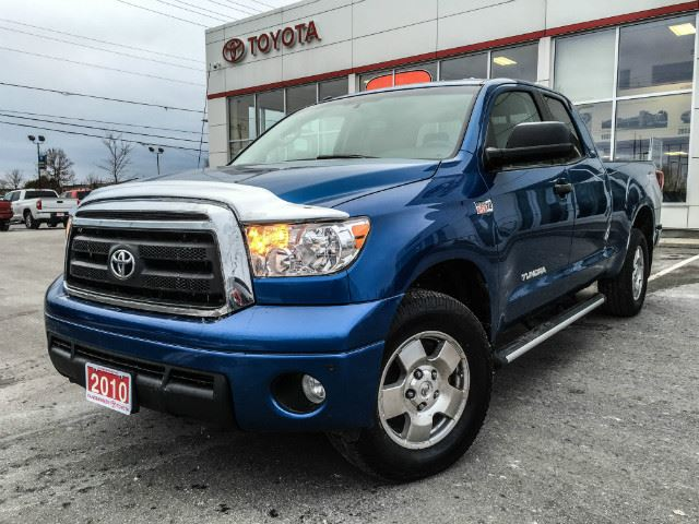 2010 toyota tundra double cab trd blue streak metallic. Black Bedroom Furniture Sets. Home Design Ideas