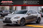2014 Lexus IS 250 AWD F-Sport Premium Pkg Nav Sunroof Leather HTD Frnt Seats 18Alloys in Thornhill, Ontario