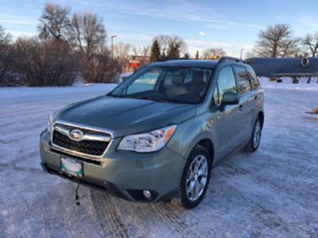 2015 subaru forester limited w tech pkg mississauga ontario car for sale 2690455. Black Bedroom Furniture Sets. Home Design Ideas