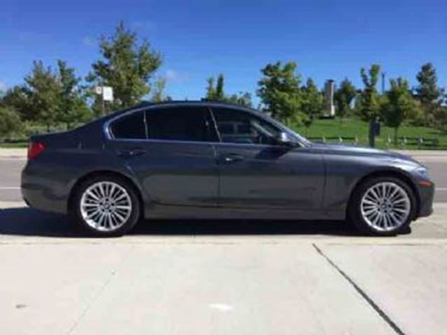 2015 bmw 3 series 320i xdrive awd luxury line in mississauga ontario. Black Bedroom Furniture Sets. Home Design Ideas