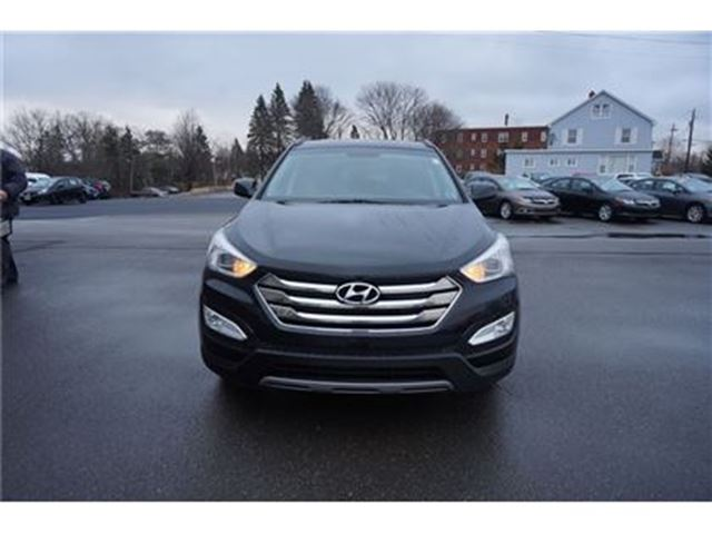 2013 hyundai santa fe 2 0t premium truro nova scotia used car for sale 2689622. Black Bedroom Furniture Sets. Home Design Ideas