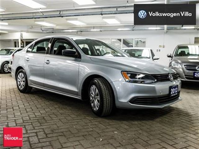 2013 volkswagen jetta 2 0l trendline m5 thornhill. Black Bedroom Furniture Sets. Home Design Ideas
