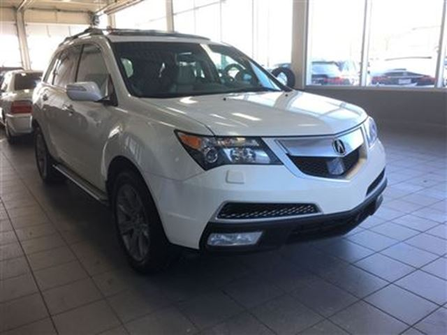 2013 acura mdx elite package calgary alberta used car. Black Bedroom Furniture Sets. Home Design Ideas