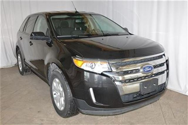 2014 ford edge sel awd milton ontario used car for sale 2689990. Black Bedroom Furniture Sets. Home Design Ideas