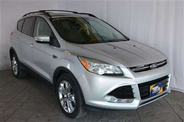 2013 ford escape sel awd leather nav pwr sunroof 4 new tires silver gorruds auto group. Black Bedroom Furniture Sets. Home Design Ideas