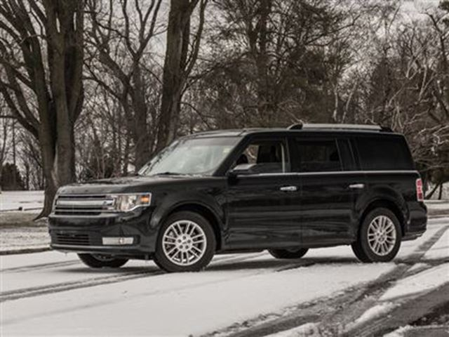 2015 ford flex sel no accidents 1 owner local trade niagara falls ontario used car for sale. Black Bedroom Furniture Sets. Home Design Ideas
