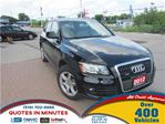 2012 Audi Q5 2.0T Premium   ONE OWNER   LEATHER  HEATED SEATS in London, Ontario