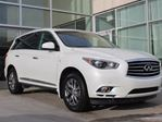 2015 Infiniti QX60 PREMIUM/NAVIGATION/AROUND VIEW MONITOR/HEATED FRONT SEATS/HEATED WHEEL in Edmonton, Alberta