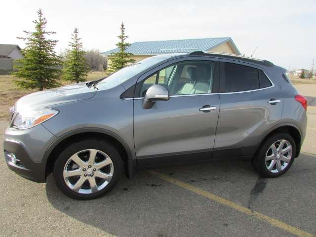 2014 buick encore premium all wheel drive medicine hat alberta used car for sale 2743808. Black Bedroom Furniture Sets. Home Design Ideas