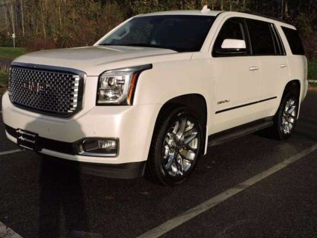2016 gmc yukon denali langley british columbia used car for sale. Black Bedroom Furniture Sets. Home Design Ideas
