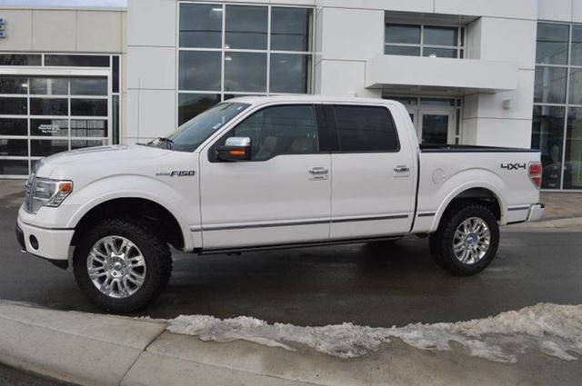 2013 ford f 150 platinum 4x4 supercrew cab 5 5 ft box 145 in wb kamloops british columbia. Black Bedroom Furniture Sets. Home Design Ideas
