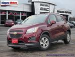 2016 Chevrolet Trax LT AWD SUN ROOF in Virgil, Ontario