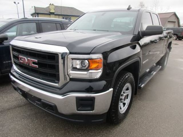 2015 gmc sierra 1500 work ready sle edition 6 passenger 5 3l v8. Black Bedroom Furniture Sets. Home Design Ideas