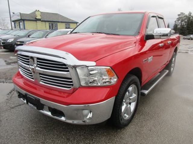 2015 dodge ram 1500 work ready big horn edition 5 passenger 3 0l red broadway auto sales. Black Bedroom Furniture Sets. Home Design Ideas