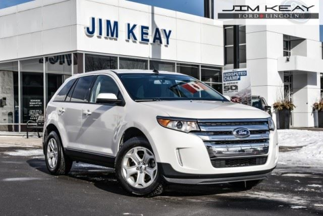2014 ford edge sel ottawa ontario used car for sale 2689672. Black Bedroom Furniture Sets. Home Design Ideas