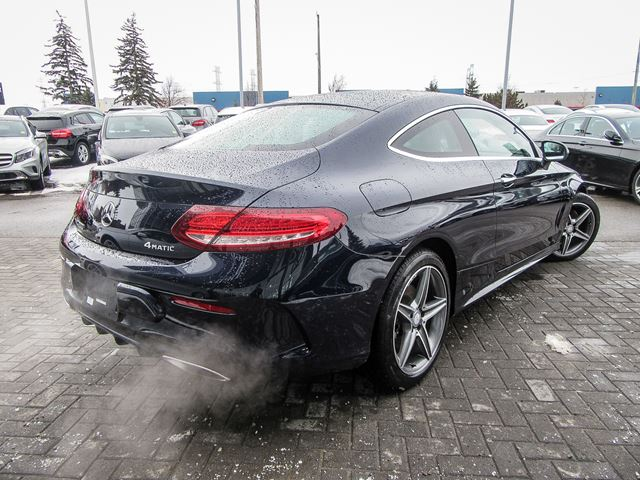 2017 mercedes benz c class c300 4matic coupe ottawa for Mercedes benz for sale ontario