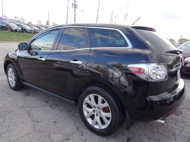 2008 mazda cx 7 gt toronto ontario used car for sale 2689594. Black Bedroom Furniture Sets. Home Design Ideas
