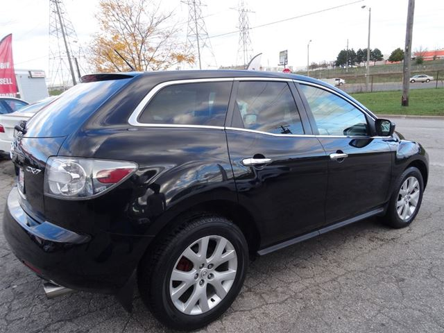 2008 mazda cx 7 gt toronto ontario used car for sale. Black Bedroom Furniture Sets. Home Design Ideas
