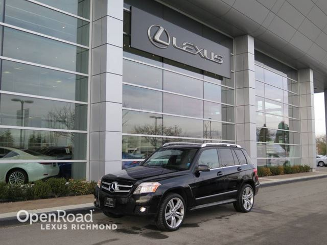 2011 MERCEDES-BENZ GLK-CLASS Luxury SUV in Richmond, British Columbia