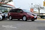 2015 Toyota Sienna Navi, Leather Interior, Power/Heated Front Seat in Richmond, British Columbia