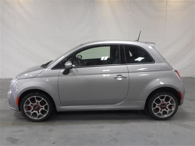 2015 fiat 500 sport mascouche quebec used car for sale 2690284. Black Bedroom Furniture Sets. Home Design Ideas