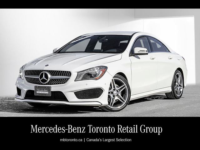 2015 mercedes benz cla250 4matic coupe toronto ontario used car for sale 2690139. Black Bedroom Furniture Sets. Home Design Ideas