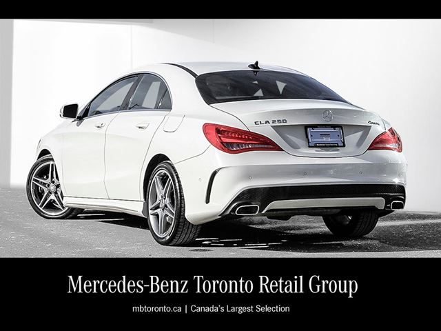 2015 mercedes benz cla250 4matic coupe toronto ontario for Mercedes benz cla250 used