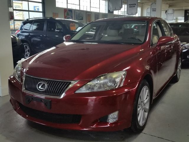2010 lexus is 250 red prudent value cars. Black Bedroom Furniture Sets. Home Design Ideas