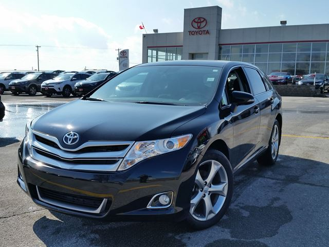 2016 toyota venza lindsay ontario new car for sale 2690022. Black Bedroom Furniture Sets. Home Design Ideas