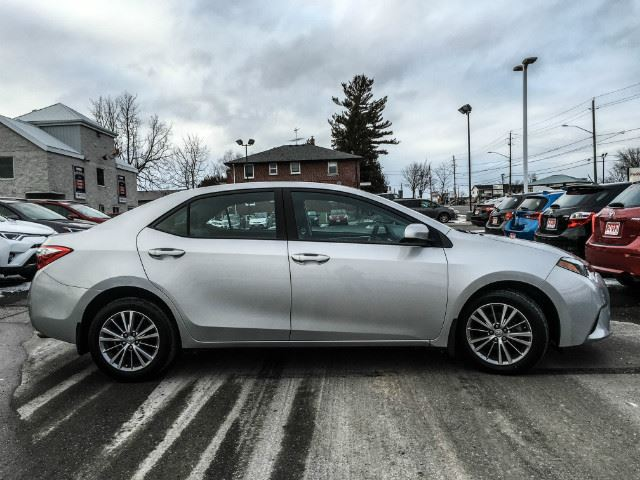 used 2014 toyota corolla l le leather navigation more cobourg. Black Bedroom Furniture Sets. Home Design Ideas