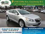 2016 Buick LaCrosse Base in Courtenay, British Columbia