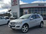 2009 Mercedes-Benz M-Class ML320 3.0L BlueTEC in Aurora, Ontario