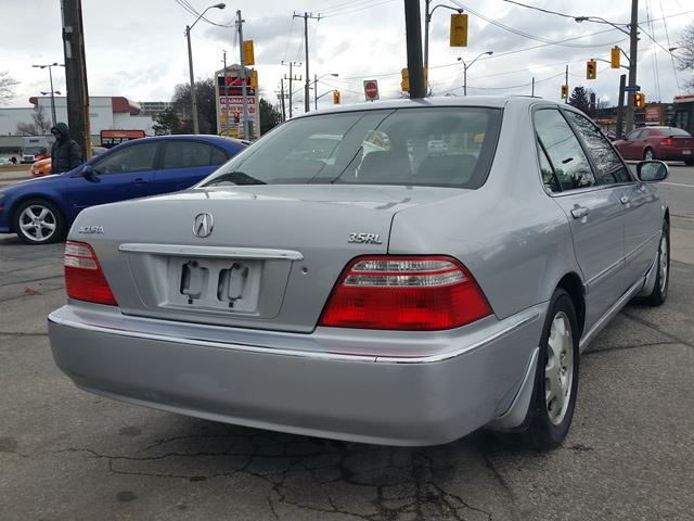 2004 acura rl scarborough ontario used car for sale. Black Bedroom Furniture Sets. Home Design Ideas