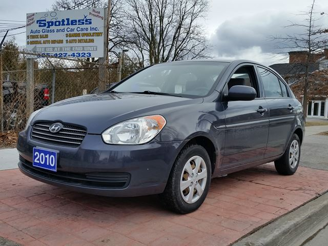 2010 Hyundai Accent L Whitby Ontario Used Car For Sale