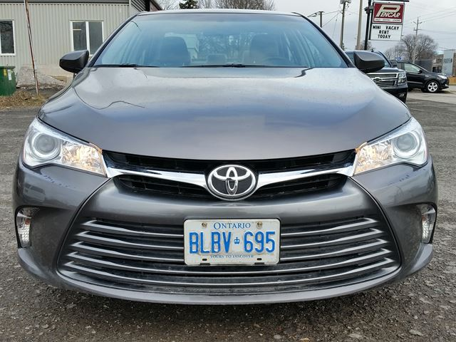 used 2016 toyota camry le previous rental vehicle brantford. Black Bedroom Furniture Sets. Home Design Ideas