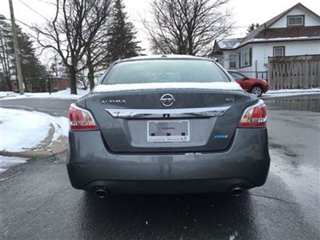 2014 nissan altima 2 5 sv extended warranty grey economy wheels ltd. Black Bedroom Furniture Sets. Home Design Ideas