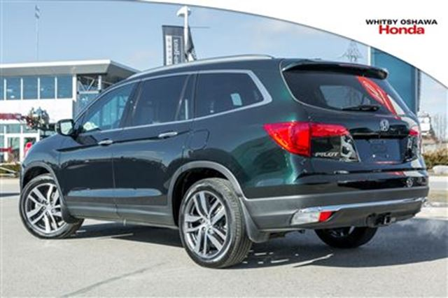 2016 honda pilot touring whitby ontario used car for sale 2690693. Black Bedroom Furniture Sets. Home Design Ideas