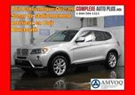 2011 BMW X3 xDrive28i *Toit pano. Cuir, Mags in Saint-Jerome, Quebec