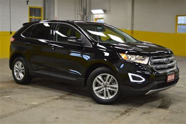 2016 ford edge sel leather awd ottawa ontario used car for sale 2690706. Black Bedroom Furniture Sets. Home Design Ideas