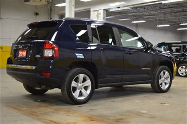 2016 jeep compass high altitude leather 4x4 sunroof ottawa ontario used car for sale 2690714. Black Bedroom Furniture Sets. Home Design Ideas