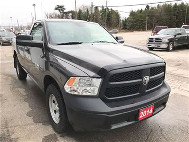 2014 dodge ram 1500 tradesman 4x4 eco diesel perfect farm truck in. Cars Review. Best American Auto & Cars Review