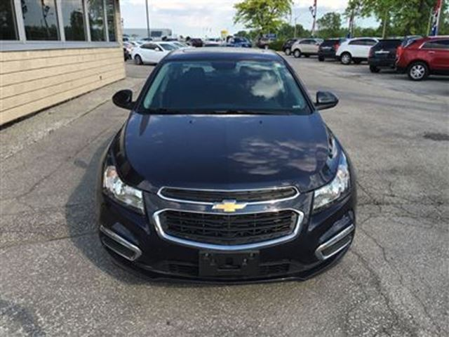 2016 chevrolet cruze lt windsor ontario used car for. Black Bedroom Furniture Sets. Home Design Ideas