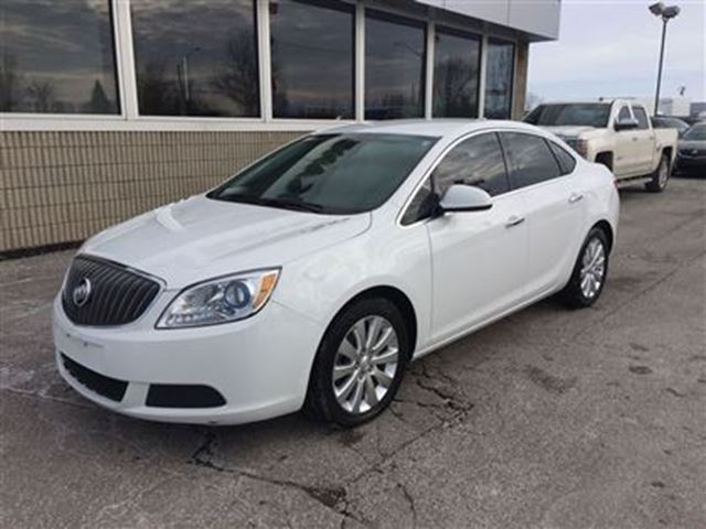 2014 buick verano base windsor ontario used car for sale 2691008. Black Bedroom Furniture Sets. Home Design Ideas